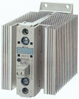 Anderson-Bolds: SIEMENS Solid State Relay, 50 amps, DC input
