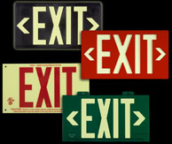 Shop online for Jessup Glo Brite ECO Exit Signs
