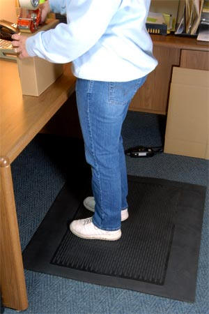 Greener Heat Anti-Fatigue Mats