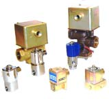 Valcor GENERAL and MULTIPURPOSE SOLENOID VALVES