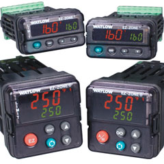Watlow EZ-ZONE Panel Mount (PM) Express Temperature Controllers