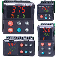 Watlow DIN Size Temperature Controllers